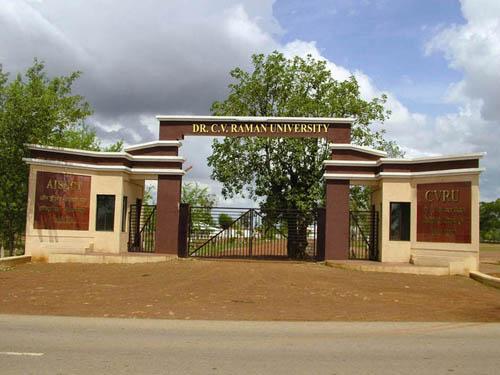 Dr. C.V. Raman University