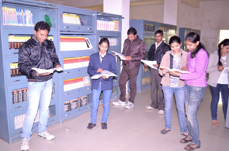 LAKSHMI NARAIN COLLEGE OF TECHNOLOGY AND SCIENCE-library