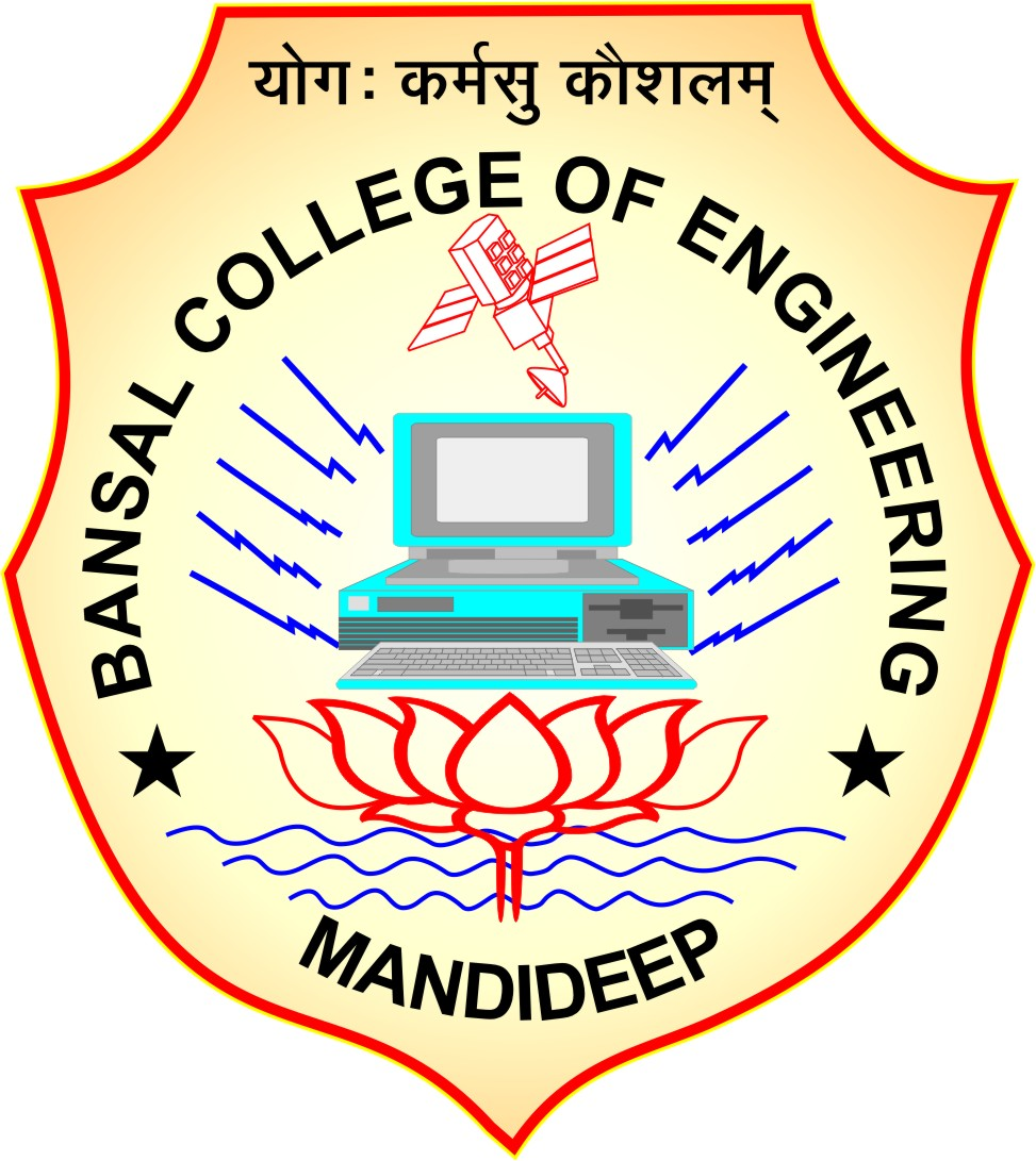 Bansal College Of Engineering Logo CollegeKhabri.com